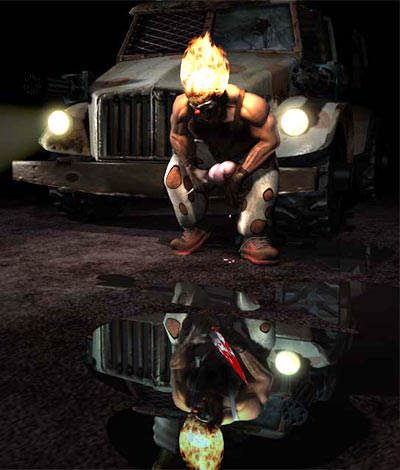 Sweet Tooth is Back! All new Twisted Metal! (2/2)